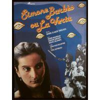 Simone Barbès ou la vertu DVD