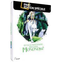 Princesse Mononoké Boîtier Métal Exclusivité Fnac Combo Blu-ray DVD