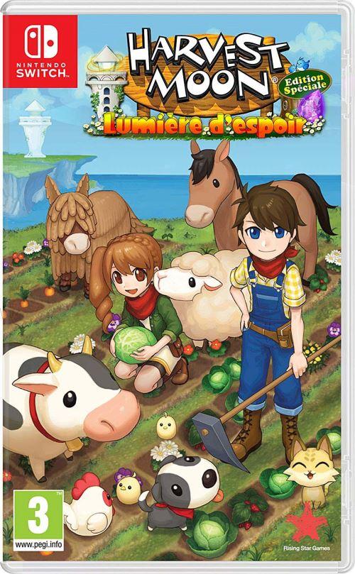 Harvest Moon Lumière d?espoir Nintendo Switch