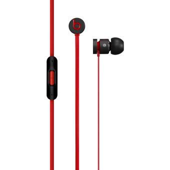 Ecouteurs intra auriculaires Beats urBeats Rouge et Noir