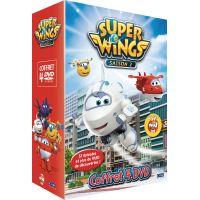 Super Wings Saison 2 Volumes 1, 2, 3 et 4 DVD