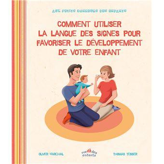 Petit guide de la langue des signes pour communiquer avec les bébés