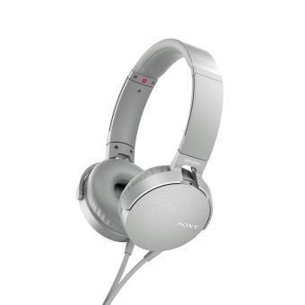 Sony MDRXB550 White