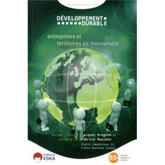 Développement durable compétence