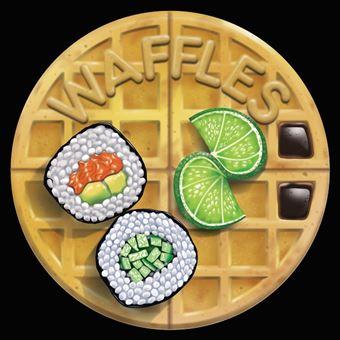 Waffles 007/LP