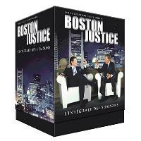 Boston Justice - Coffret intégral des Saisons 1 à 5