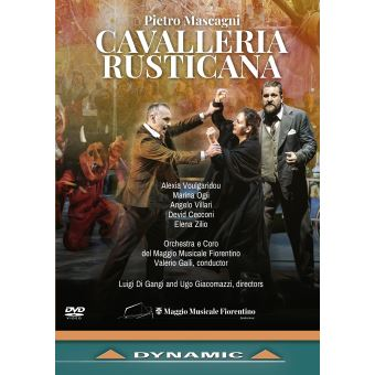 Cavalleria Rusticana DVD