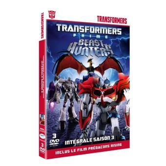 Transformers PrimeTransformers Prime Saison 3 Coffret DVD