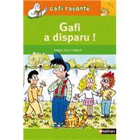 Gafi a disparu