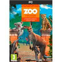 ZOO TYCOON FR/NL PC