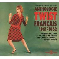 Anthologie Twist Français 1961-1962 Inclus un livret de 24 pages