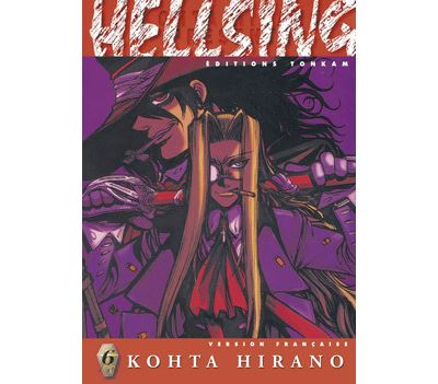 Hellsing -Tome 06-