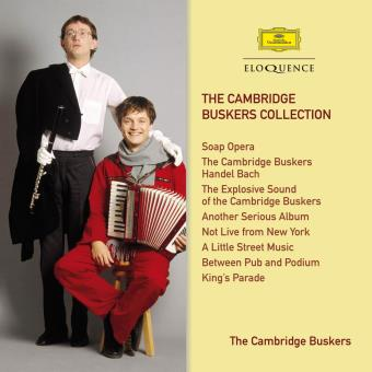 CAMBRIDGE BUSKERS COLLECTION/4CD