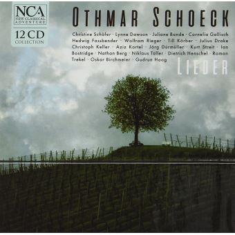 OTHMAR SHOECK:LIEDER