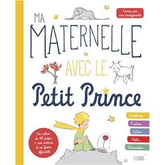 Le Petit PrinceMa maternelle avec le Petit Prince