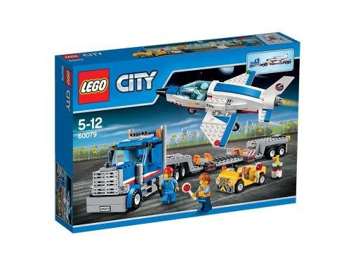 LEGO® City 60079 Le Transporteur d'Avion
