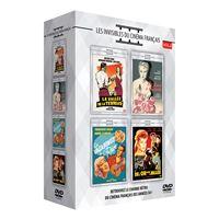 Coffret Les invisibles du cinéma français Volume 2 4 Films DVD