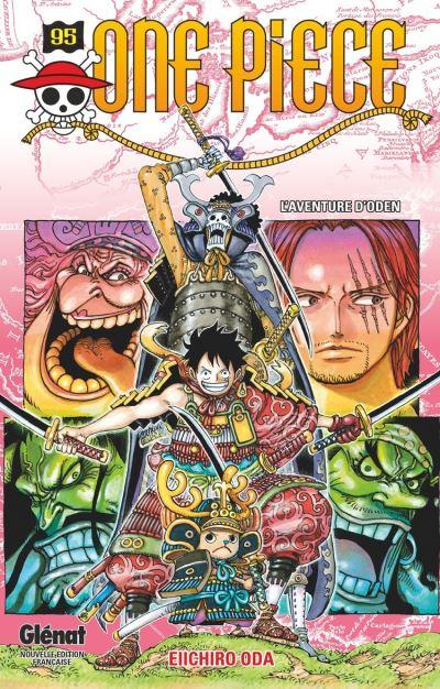 One Piece - Édition originale - Tome 95 - 9782331049194 - 4,99 €