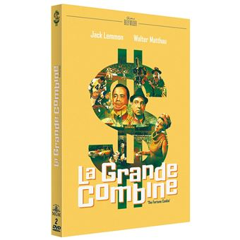 La grande combine DVD