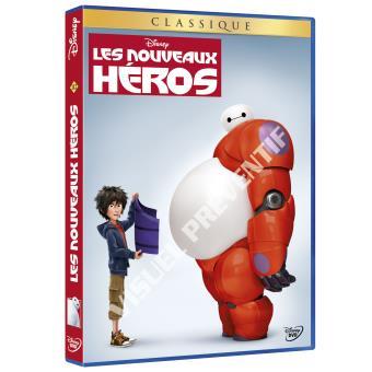 Les nouveaux hérosLes Nouveaux Héros DVD