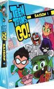 Coffret teen titans go !, saison 1 (DVD)