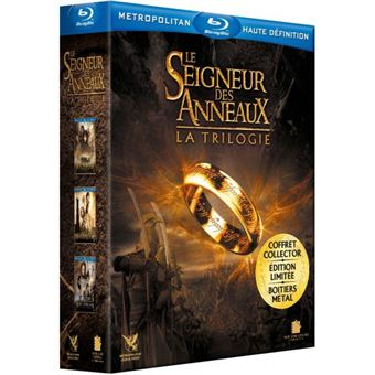 Le Seigneur des anneauxLe Seigneur des anneaux Blu-Ray