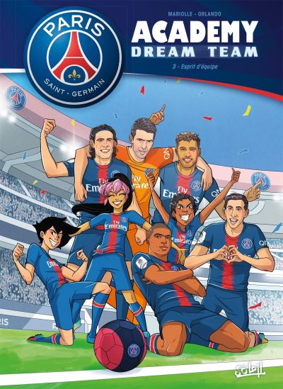 Paris Saint-Germain Academy Dream Team