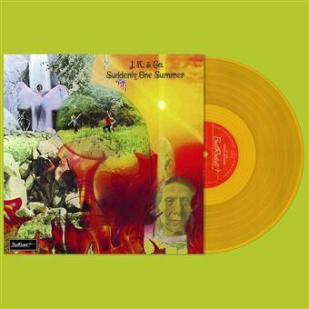 Suddenly One Summer Vinyle Gold