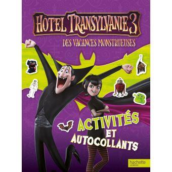 Hôtel TransylvaniaActivités et autocollants
