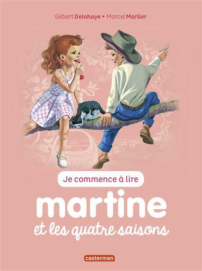 Martine -  : Martine et les quatre saisons