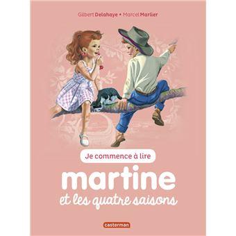 MartineMartine et les quatre saisons