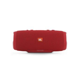 Enceinte Portable JBL Charge 3 Rouge
