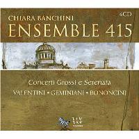 Concerti Grossi E Serenata