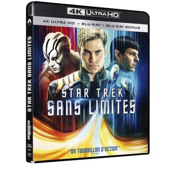 Star TrekStar Trek Sans limites Blu-ray 4K Ultra HD