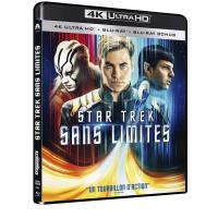 Star Trek Sans limites Blu-ray 4K Ultra HD