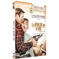 La folie de l'or DVD