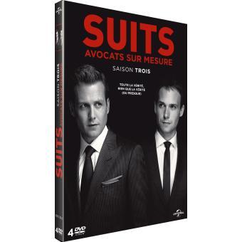 SuitsSuits Coffret intégral de la Saison 3 - DVD