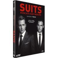 Suits Coffret intégral de la Saison 3 - DVD