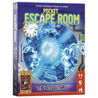 999 games - Pocket Escape Room: De tijd vliegt