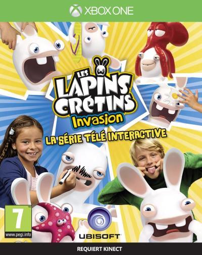 Les Lapins Crétins Invasion : La Série Télé Interactive Xbox One - Xbox One