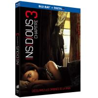 Insidious Chapitre 3 Blu-ray + UV