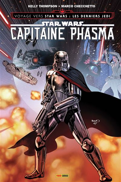 Star Wars -  : Star Wars : Captain Phasma