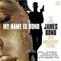 My name is Bond, James Bond 50th anniversary edition