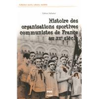 Histoire des organisations sportives communistes de france