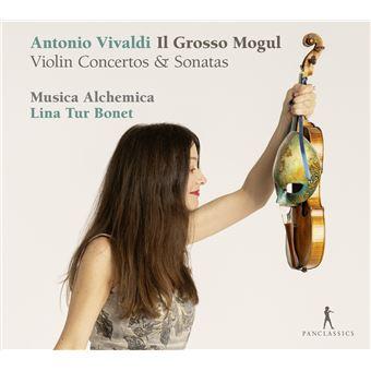 Il Grosso Mogul Concertos pour violon et sonates