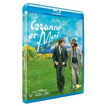 Cézanne et moi Blu-ray