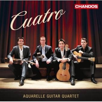 Cuatro - Werke für Gitarrenquartett