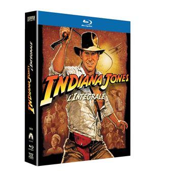 Indiana JonesIndiana Jones - L'Intégrale Blu-Ray
