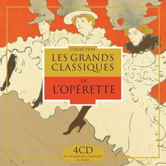 Les grands classiques de l'opérette