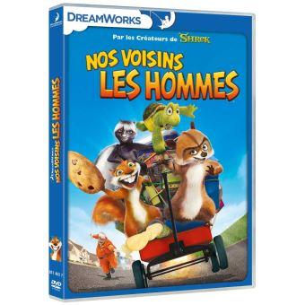 Nos voisins les hommes DVD